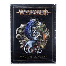 Games Workshop Age of Sigmar Malign Sorcery (english)