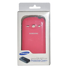 Samsung Cover EF-PS681BPEGWW für Galaxy FAME, Hardcover, Handyschale, pink