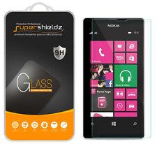 2X Supershieldz Tempered Glass Screen Protector Saver Shield For Nokia Lumia 521