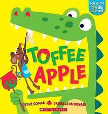 Toffee Apple and Other Fun Songs + CD by Peter Combe (Paperback)