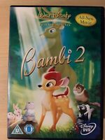 Bambi 2 DVD 2006 Walt Disney Animated Film Movie Classic