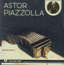 Astor Piazzolla - 10 CD Soledad Libertango Argentinien Bandoneon