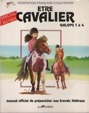 Etre Cavalier Galops 1 à 4 / Spécial Jeune - Brevets Fédéraux EQUITATION CHEVAL