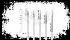 #12 Standard 1000 Loose Tattoo Needles - Double Long Taper