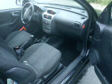 Opel Corsa C mit TÜV bis 2022 gute Ausstattung Austausch zylinderkopf Steuerkett