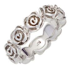 Anelli di metalli preziosi senza pietre misura anello 17