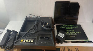 Fairchild Channel F Console Untested As Is