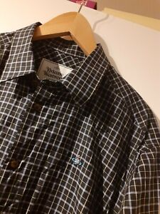Vivienne Westwood Shirt Size 54 New with Tags