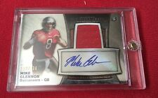 2013 Bowman Sterling Mike Glennon Rookie Auto And Jersey #120/130
