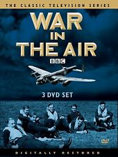 WAR IN THE AIR NEW 3 DVDSET BBC Classic Series Aviation Aircraft RAF 1935 - 1950