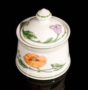 Beautiful Villeroy Boch Amapola Sugar Bowl No Handles