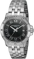 Raymond Weil Men's Tango Stainless Steel Grey Dial Watch 5599-ST-00608