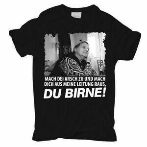 T-Shirt Ritter Mach dei Arsch zu und aus meiner Leitung karin köthen familie fun
