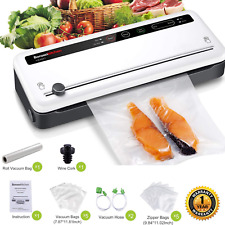 Commercial Vacuum Sealer Sealing Packing Machine Seal a Meal Food Saver System