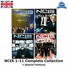NCIS Series 1-11 Complete Collection 1 2 3 4 5 6 7 8 9 10 11 + Special Features