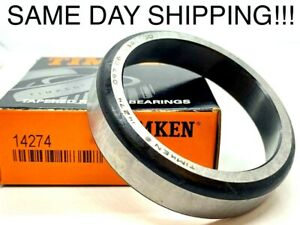 Timken 14274 Front Inner Race SAME DAY SHIPPING!!!