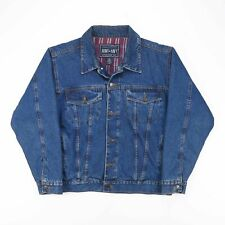 ARMY NAVY  Blue 00s Cotton Casual Denim Jacket Mens M