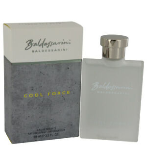 Baldessarini Cool Force by Hugo Boss Eau De Toilette Spray 3 oz for Men