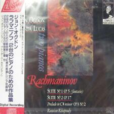Rachmaninov(CD Album)Suite No.1-2-ASV-CRCB-7-Japan-New