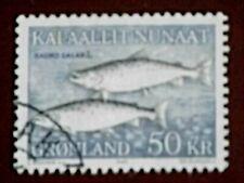 Greenland - Scott# 141 - Used