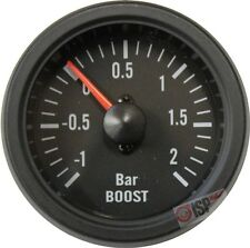 @@ Ladedruckanzeige Universal 52mm Retro Style VW Polo G40 G60 S2 Golf 5 GTI @