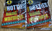 Little Hotties Hand Warmers 8 Hours Pure Heat, 2 Pairs, New