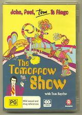 The Tomorrow Show - John, Paul, Tom and Ringo (1975) DVD 2-Disc Set [New/Sealed]