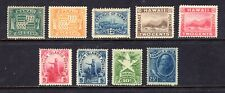 JHL HAWAII 74-79 & 80-82 UNUSED F/VF LH/HR FULL SET OF 9 (CAT $100)