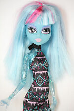 Monster High Puppe Create a Monster Ice Girl Eis