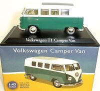 T1 Volkswagen Camper Van Voiture 1:43 atlas 4653101 Neuf Emballage Scellé HM3 Μ