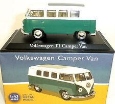 T1 Volkswagen Camper Van Camión 1:43 Atlas 4653101 Nuevo Emb. Orig. HM3 Μ