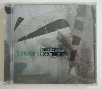 FOREIGN BEGGARS : HOLD ON (feat. SKINNYMAN) ♦ CD ALBUM NEUF ♦