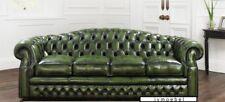 Chesterfield Sofa Couch Ledersofa Big XXL Couch Garnitur 4 Sitzer Neu 161013-18