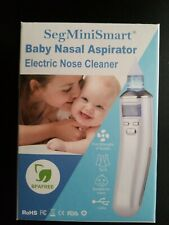 OPEN BOX NEW Baby Comfy Nose Nasal Aspirator Newborn Infant BPA Phthalate