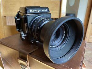 mamiya rb67 pro professional vintage medium format camera s
