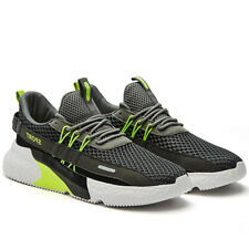 Mens Sneakers Trainers Sports Running Fitness Casual Breathable Athletic Shoes