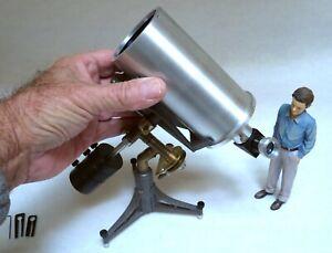 "Unique Miniature 2"" f/11 Maksutov Cassegrain Telescope  CUSTOM FUNCTIONAL MODEL!"