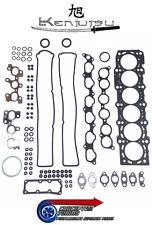 Kenjutsu Head Gasket Set - For non-VVTi 2JZ-GTE 2JZGTE Toyota Supra JZA80 Turbo
