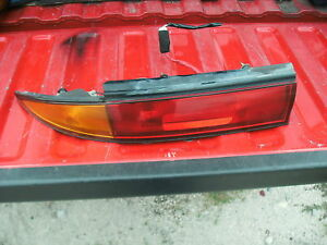 93-94 infinity J30 left (drivers) side taillamp assembl