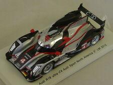Spark S3703 - AUDI R18 Ultra Team Joest n°4 3ème Le Mans 2012 1/43