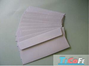 Buste lettera 11x23 adesive strip senz finestra ufficio spedizione posta cf. 500
