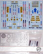 1/24 FERRARI 126C2 126CK FULL SPONSOR DECAL + PE DETAIL + ALU RIMS for PROTAR