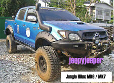 Jungle OFF-ROAD TOYOTA HILUX MK6 MK7 INVINCIBLE PICK UP FENDER FLARES WHEEL ARCH