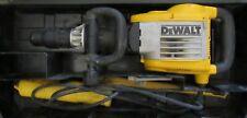 Dewalt D25900 22 Lb Demolition Hammer Accessories Hard Case