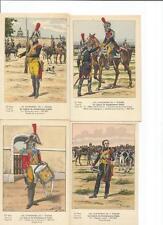 Cdt BUCQUOY - UNIFORMES 1er EMPIRE - Série 172 - Légion de Gendarmerie d'Elite