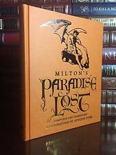Paradise Lost by John Milton Illustrated by Dore New Deluxe Collectible Slipcase