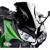 11-15 Kawasaki Z1000SX Ninja 1000 Puig Racing Windscreen Black  5606N