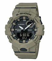 Casio G-shock GBA800UC-5A Super Illuminator Bluetooth Step Tracker Sand Watch