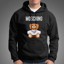 Moschino Underwear Tracksuit Cotton Man Green A42058104 440 NWT