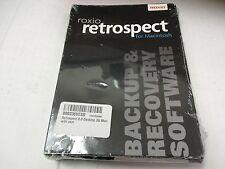 ROXIO RETROSPECT FOR MACINTOSH 8.0 DESKTOP 3 USERS BZ10A8000C - EW 137A